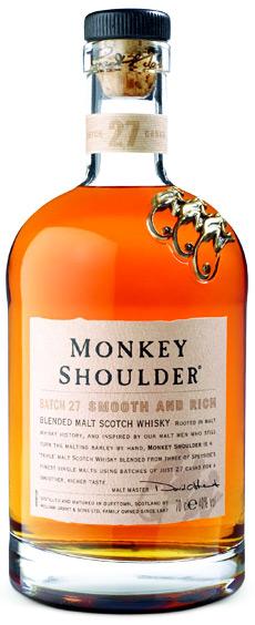 Monkey Shoulder whisky Monkey Shoulder