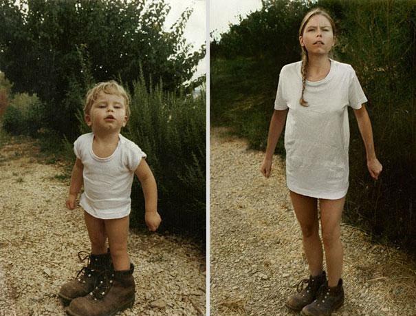 Сесиль-в-1987-и-2010-Франция