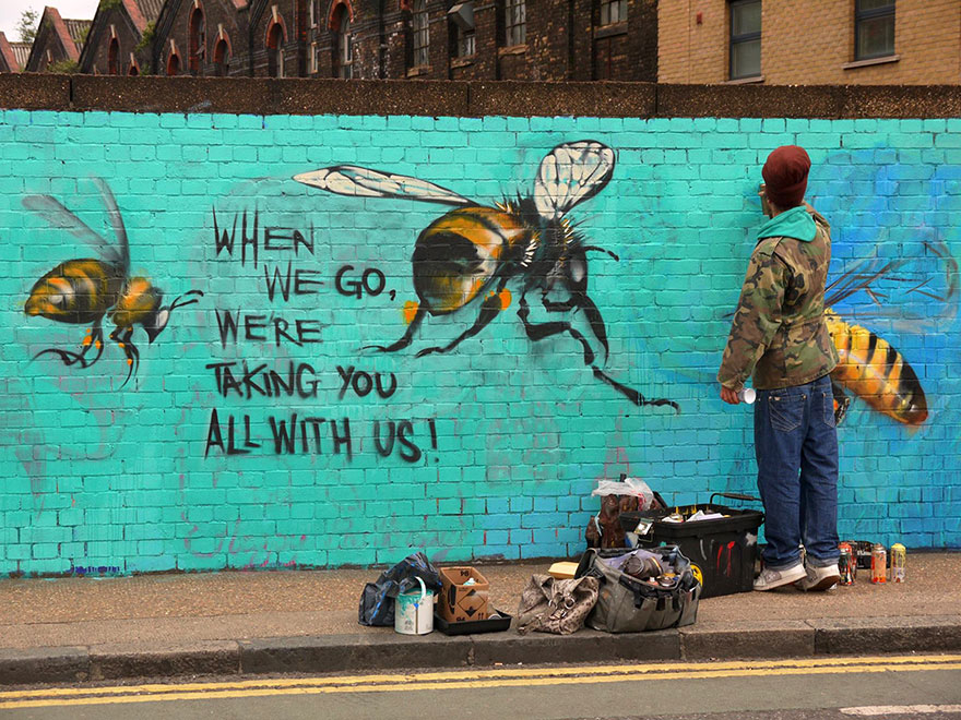 2_Honey-Bee-Graffiti