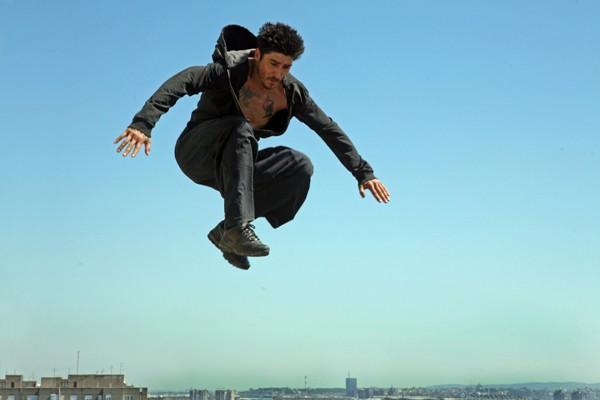 Freerun high jump
