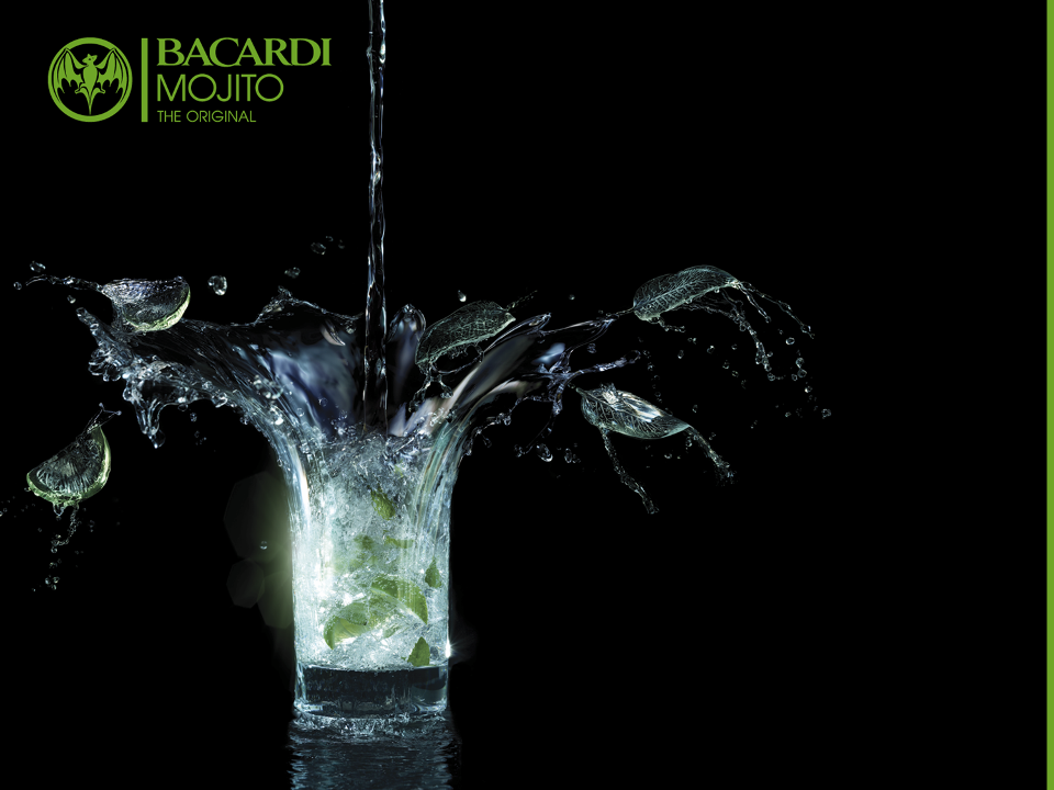 an examination of the bacadi by night magazine ad