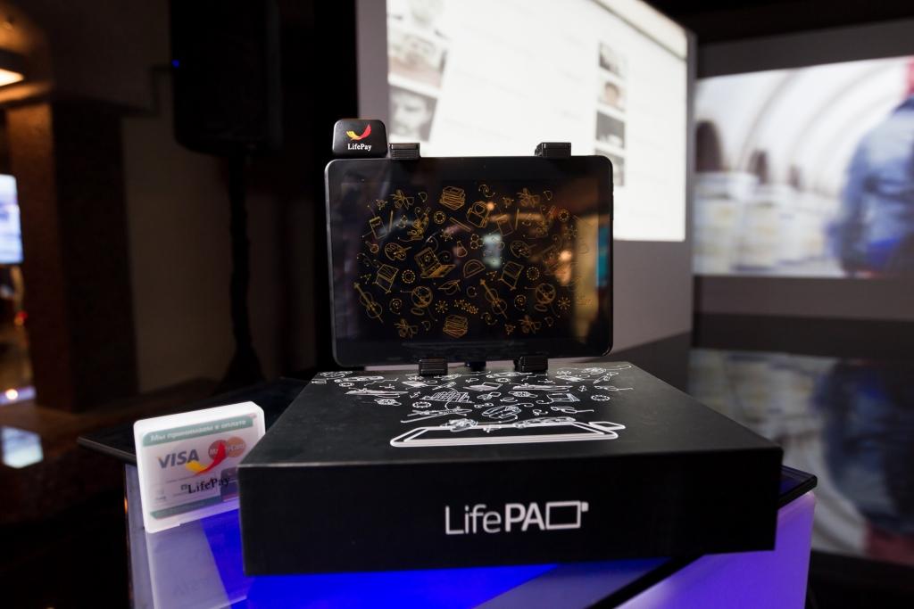 Фото: с презентации LifePAD 1 июля в Санкт-Петербурге