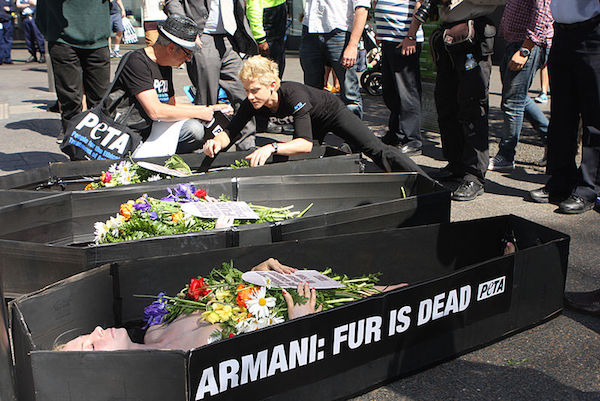 Peta_Armani_Fur_is_Dead