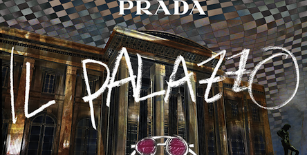 Prada Welcomes Fashionistas and Art Lovers to the Digital