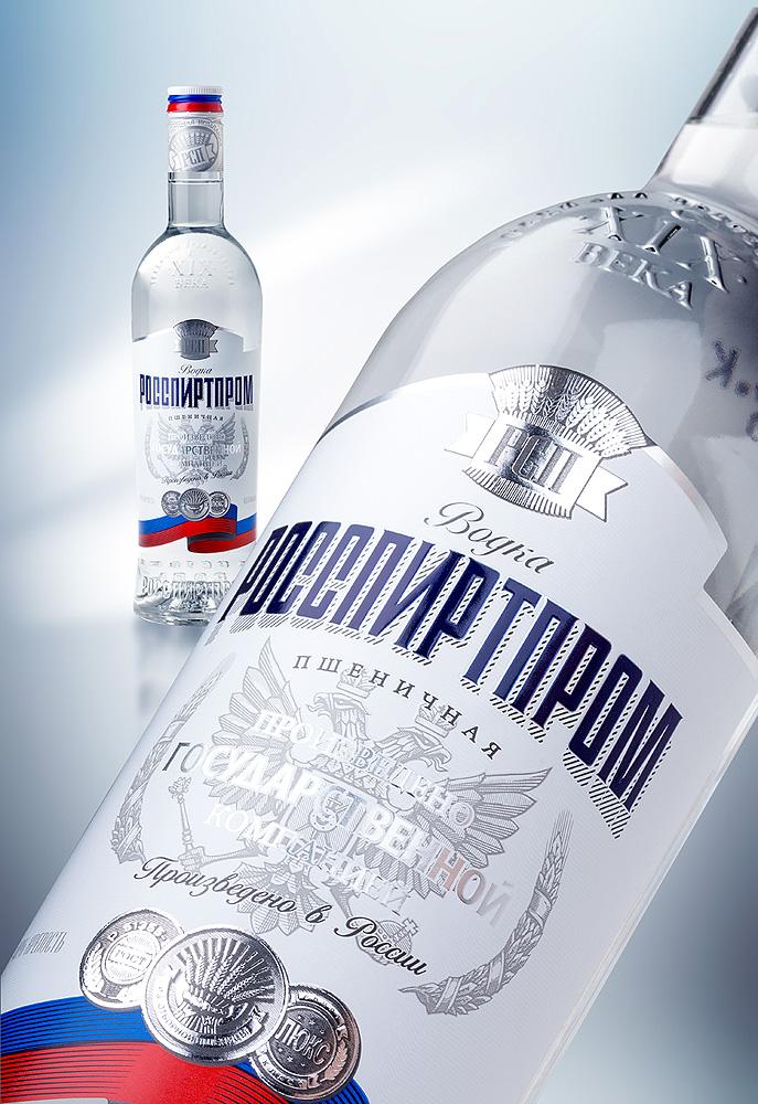 Фото: водка «Росспиртпром»