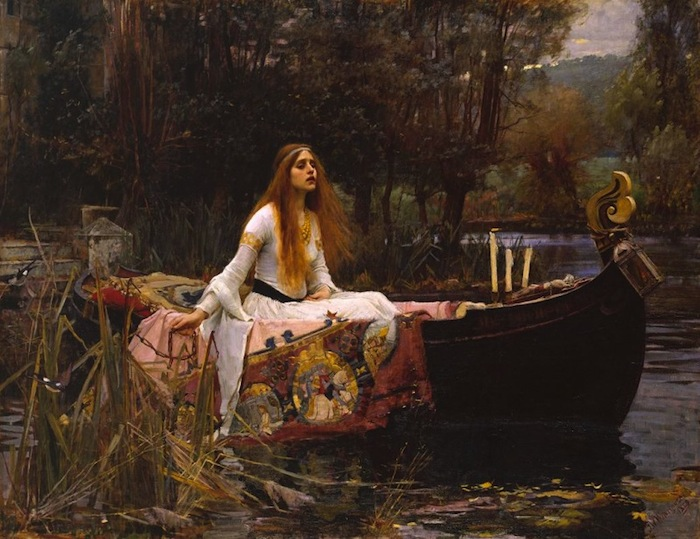 Waterhouse-The-Lady-of-Shalott