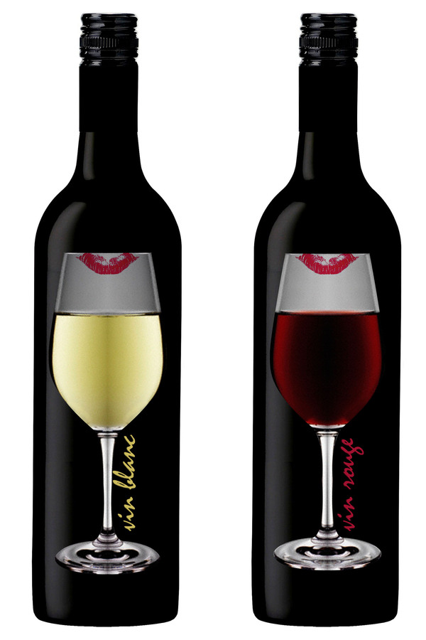 Wine tabatha yeatts the opposite of indifference wine for Most beautiful wine bottles