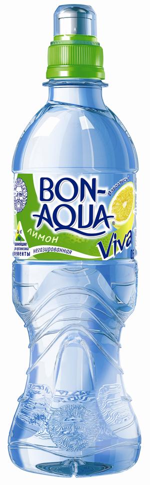 Вода со вкусом лимона