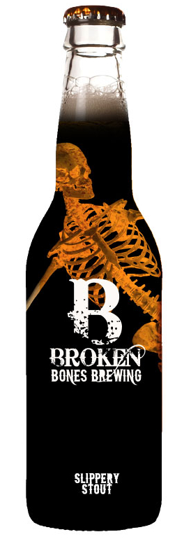 broken bones. Broken Bones beer: #39;talking#39;