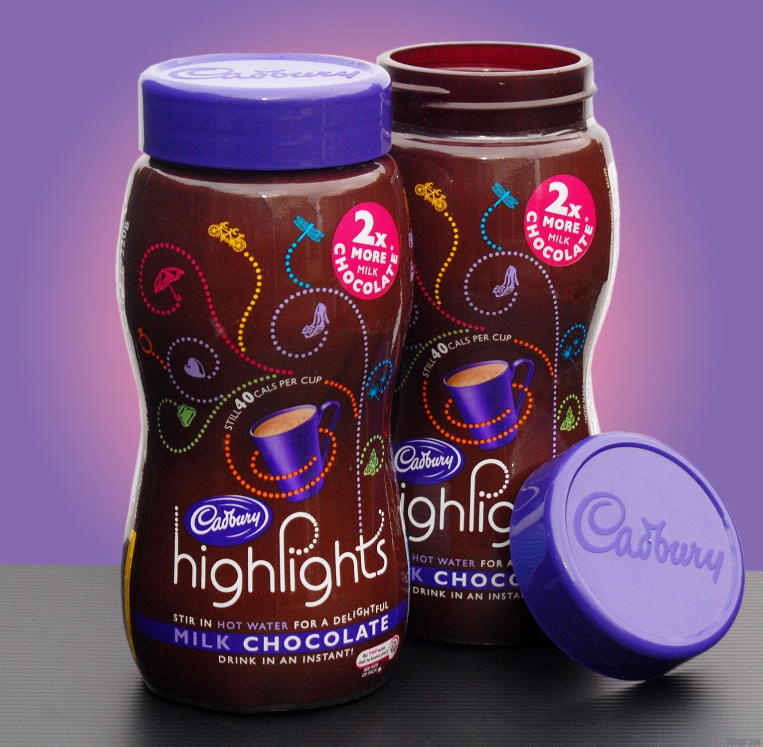 cadbury hot chocolate machine instructions