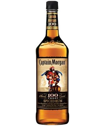 Diageo выпустил новый ром Captain Morgan со специями.