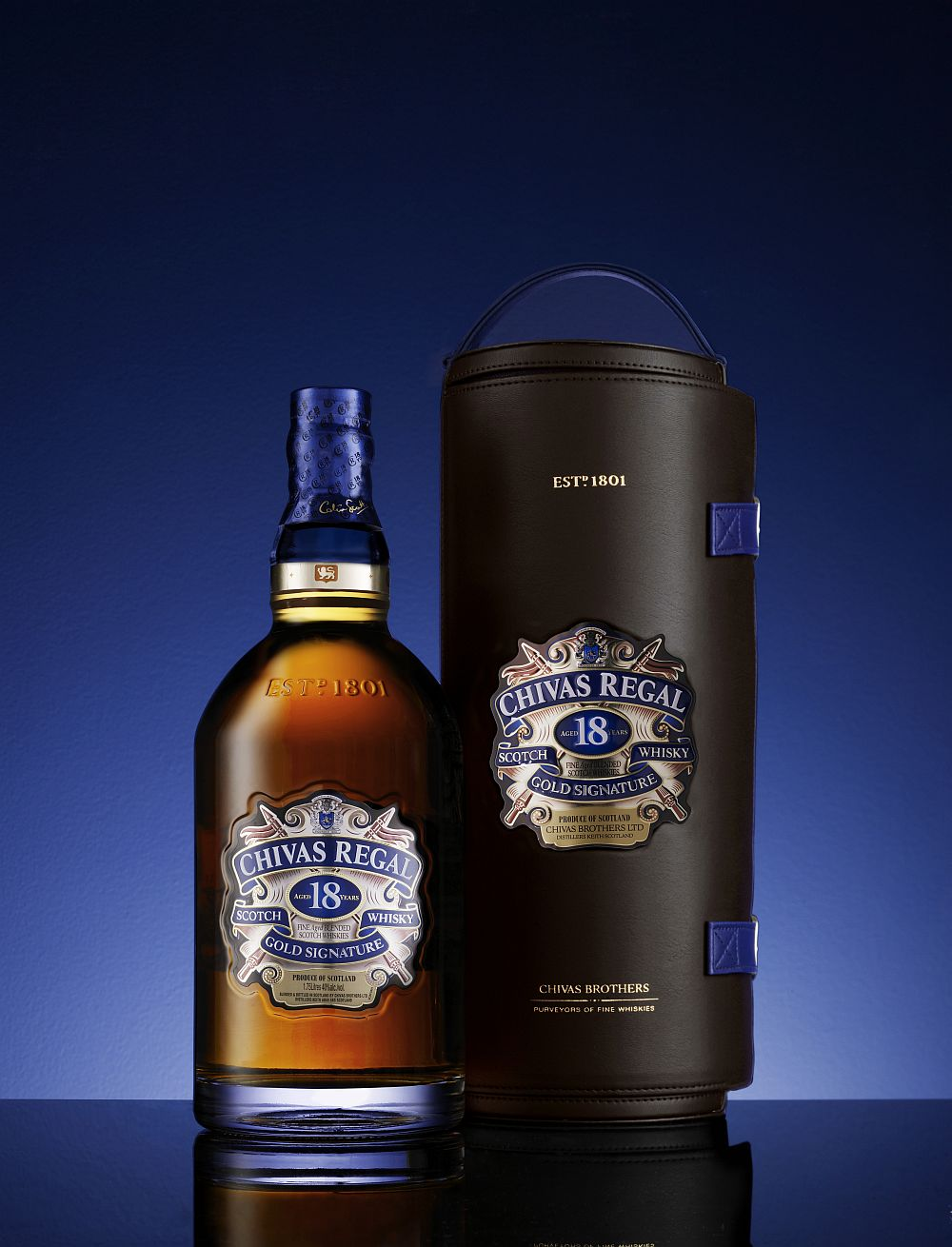 Chivas regal 18 y o 1 75 luxury edition popsop - Chivas regal 18 1 liter price ...