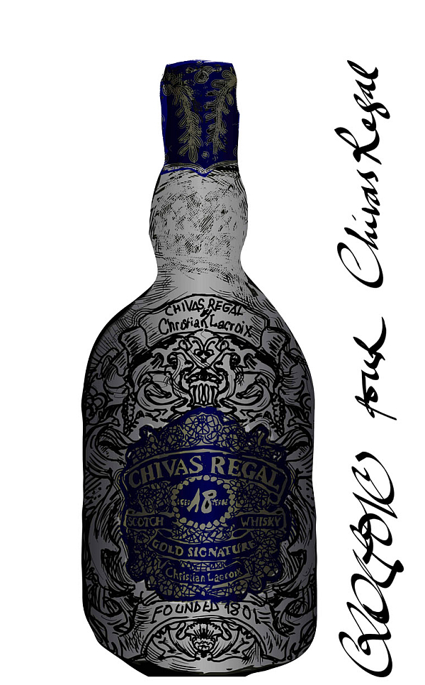 chivas-12-magnum-by-christian-lacroix_working-sketch
