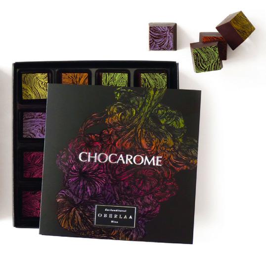 Шоколад и шоколадный дизайн
