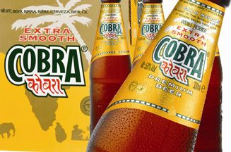 Had a few of these last night Cobra_beer_repositions