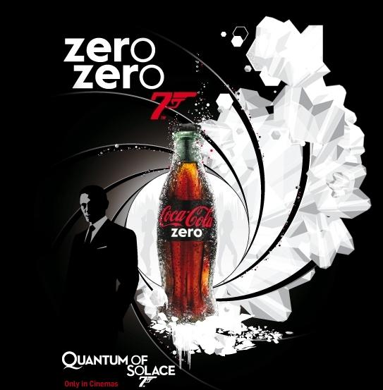 Coca-Cola Zero rebrands as Coke Zero Zero 7 – POPSOP.COM. Brand ...