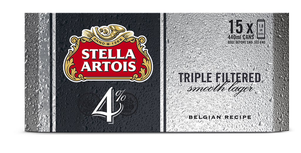 global branding of stella artois Global press releases gallery stella artois world's number 1 belgian beer explore our brands we need to check your id.