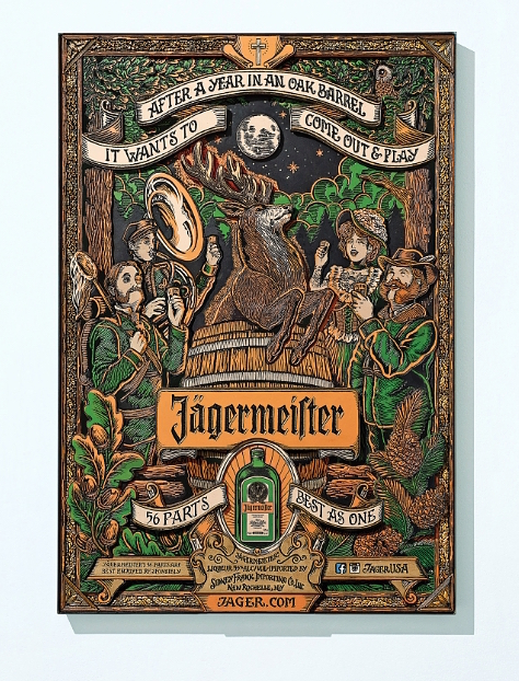 Jagermeister Heritage Campaign