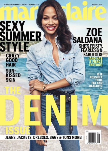 marieclaire_denim_issue_saldana_01