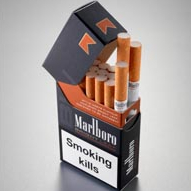 Where to buy American cigarettes Parliament in Bristol