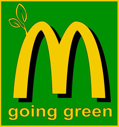 макдональдс логотип: