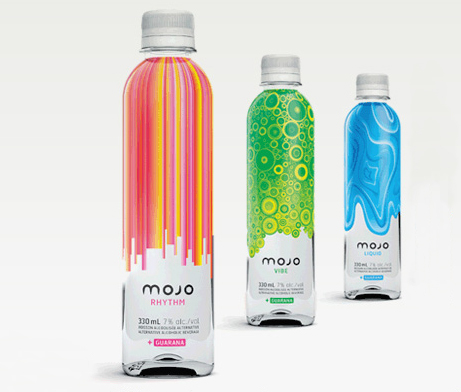 Mojo: liquid energy – POPSOP.COM. Brand news. Brand design ...