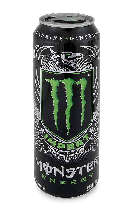 Популярный американский энергетик Monster Energy выпустил инновационный...