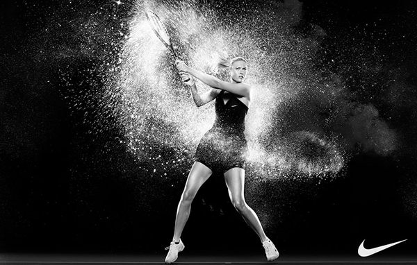 "MARIA SHARAPOVA  FOR NIKE ""ROCK VICTORIOUS"""
