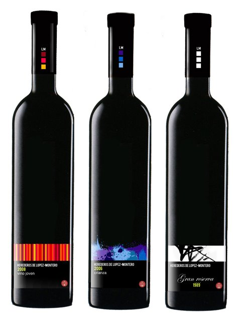 Wine Labels Design