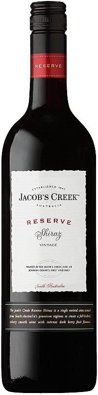 Jacob's Creek Shiraz Reserve