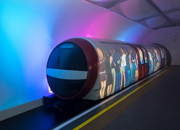 """Neue Ausstellung im The Crystal - """"Going underground: Our journey to the future"""" / New exhibition at the Crystal - """"Going underground: Our journey to the future"""""""