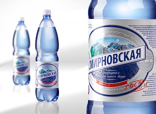 вода смирновская цистит