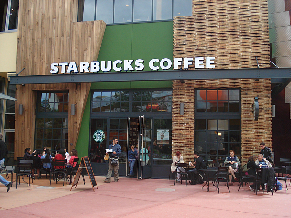 Starbucks for American cuisine near me
