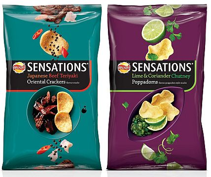 Walker Sensations redesign – POPSOP.COM. Brand news. Brand design ...