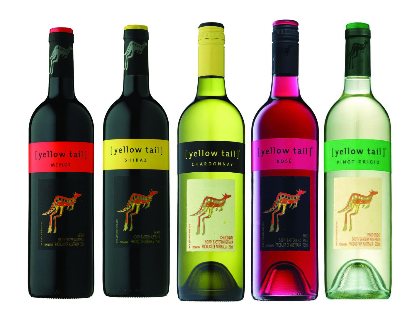 casella wines export success